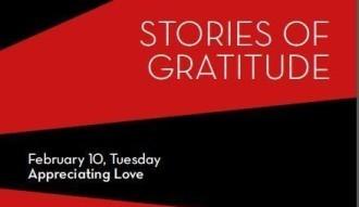 Gratitude in Love <br/> February 10, 2015